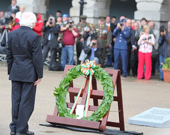 Commemoration Wreath