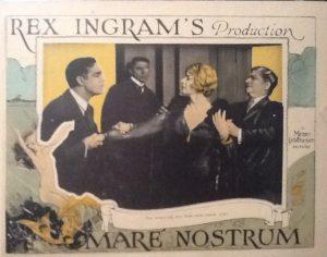 Mare Nostrum lobby card