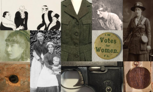 Women and the Rising Inspiring Ireland