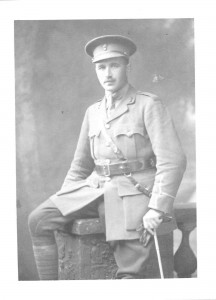 Capt Gallaugher DSO
