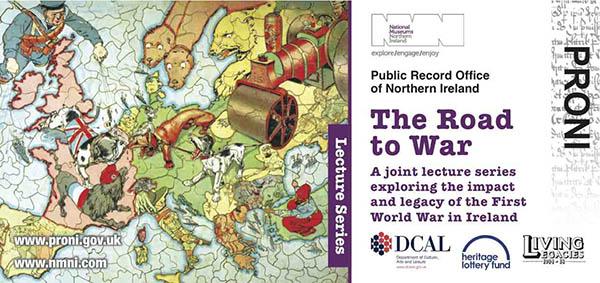 PRONI Road to War flyer FINAL copy