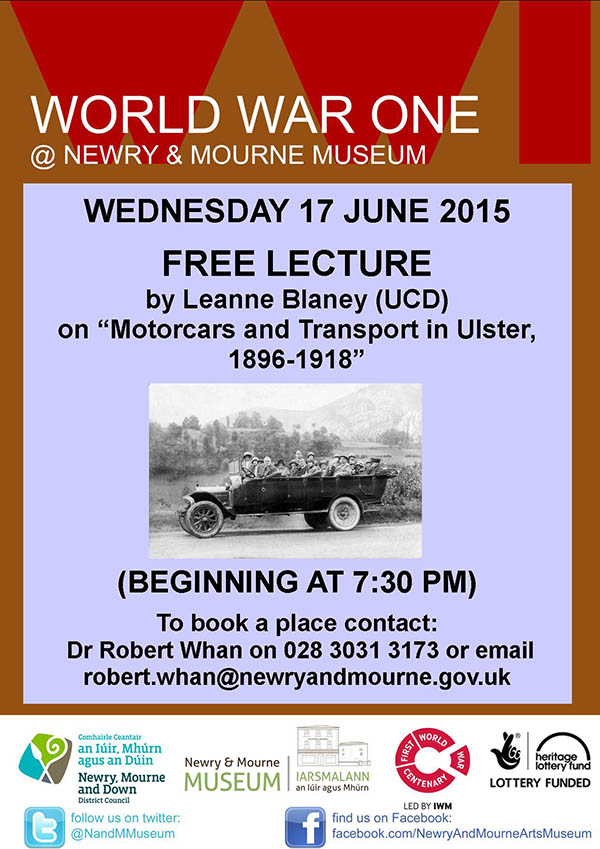 Poster for Transport Talk