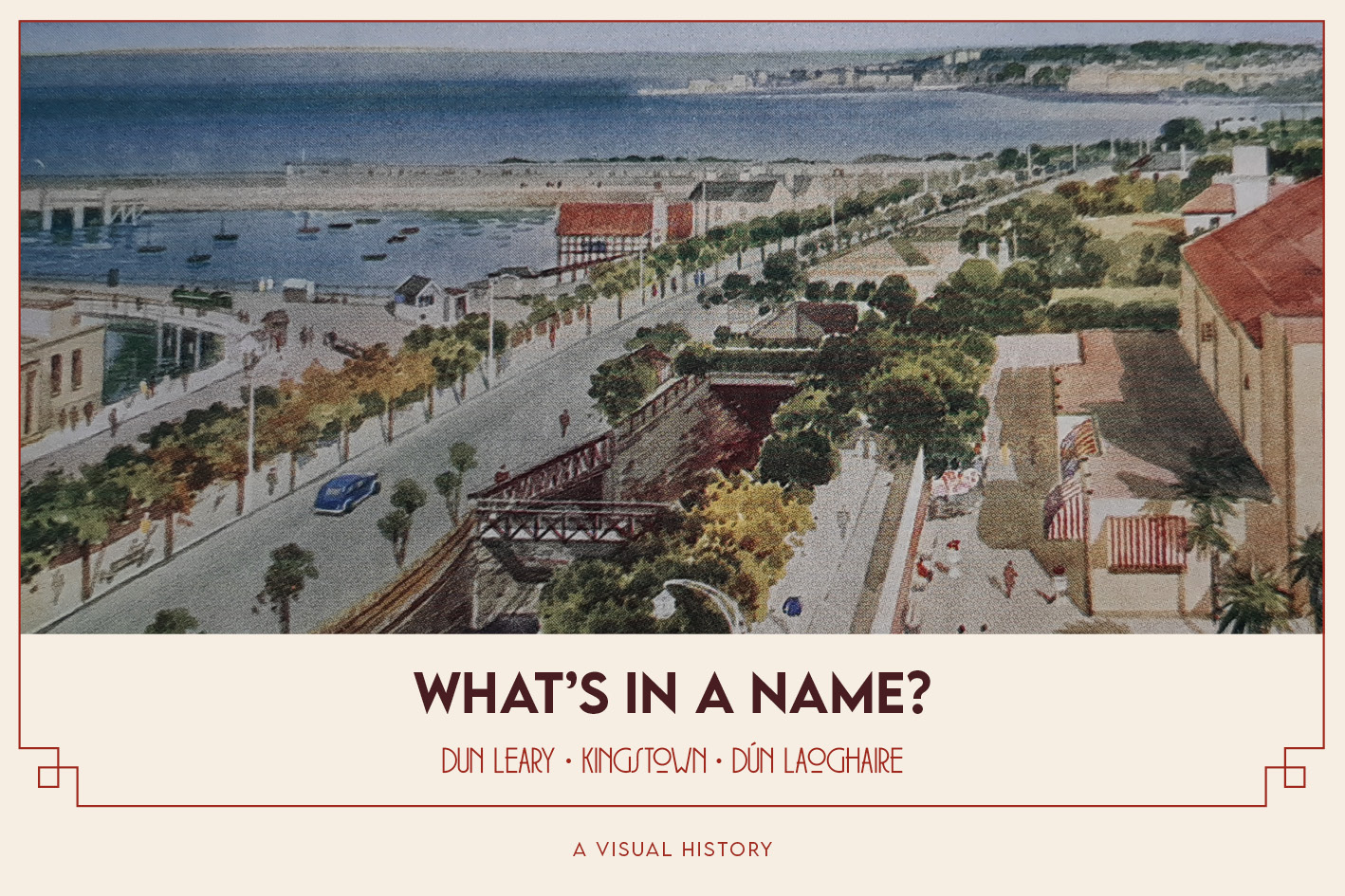 Whats in a name cover